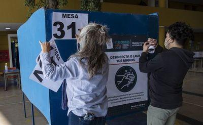 Chile elige los miembros de la Asamblea Constituyente