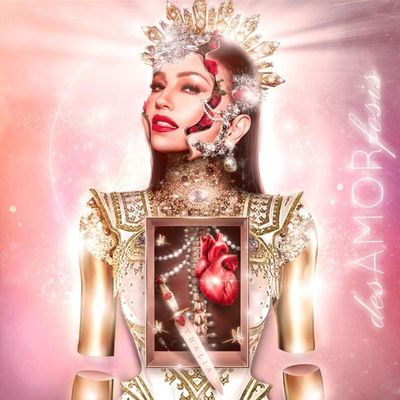 """Thalia presenta el single """"Mojito"""" de su nuevo álbum """"desAMORfosis"""""""