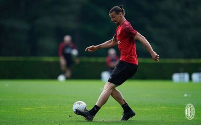 Ibrahimovic, adiós a la Eurocopa