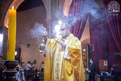 Falleció cura párroco de la Santísima Trinidad