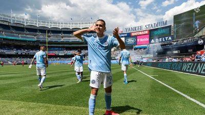 Jesús Medina se hace sentir en la MLS