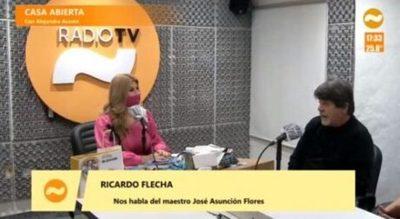 Un homenaje a José Asunción Flores, el creador de la Guarania