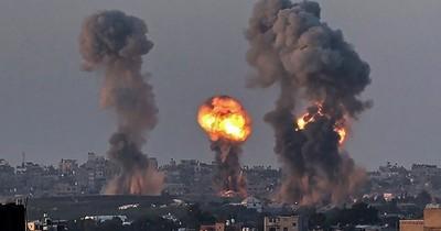 La Nación / Cronología: la escalada de violencia entre Israel y los palestinos