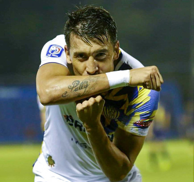Sportivo Luqueño superó a Sol de América 2-0.