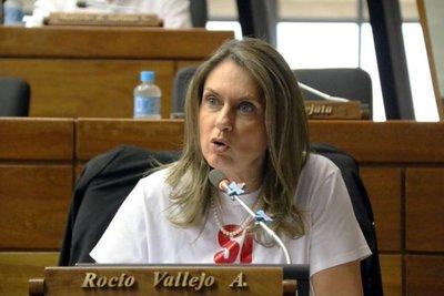 """Diputada Rocío Vallejo propone que el país se """"independice"""" de la corrupción"""