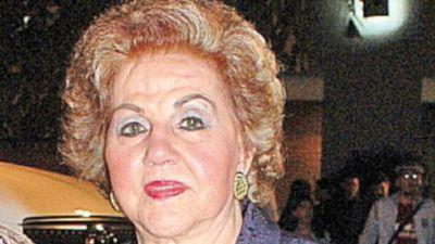 Falleció Nélida Reig de Rodríguez