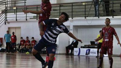 Futsal: Ysaty se impone a Afemec y lidera el Grupo B