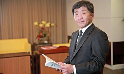Entrevista exclusiva con el Ministro de Salud de Taiwán, doctor Shih-chung Chen: #LetTaiwanHelp