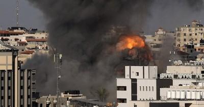 La Nación / Unos 3.000 cohetes fueron disparados desde la Franja de Gaza hacia Israel desde el lunes