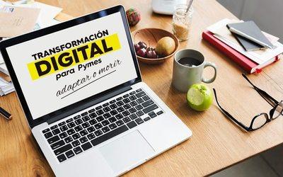 Reimagina tu Pyme y reinvéntate digitalmente