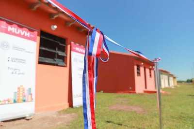 Construirán 138 viviendas a familias campesinas de Amambay
