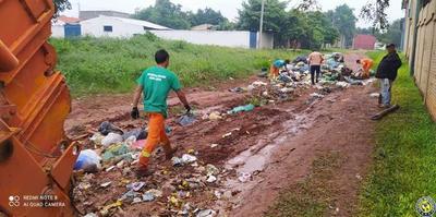 La JM decidirá el martes la concesión de la recolección de basuras en Luque •
