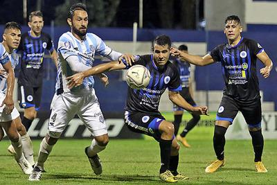 En Itauguá no se sacaron ventaja: 12 de Octubre y Guaireña FC igualaron 1-1.