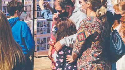 Homenajearon a fallecidos por COVID-19 en emotiva misa