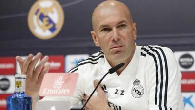 Zinedine Zidane dejará de ser el técnico del Real Madrid