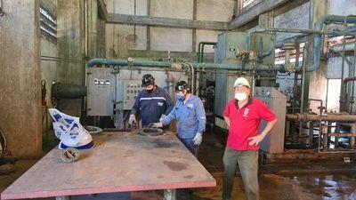 """Producción de oxígeno en Acepar sigue en """"ajustes"""" y estiman que funcionará recién el martes"""