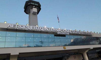 Director de Seguridad de la Dinac no descarta posible centro de acopio de droga en aeropuerto