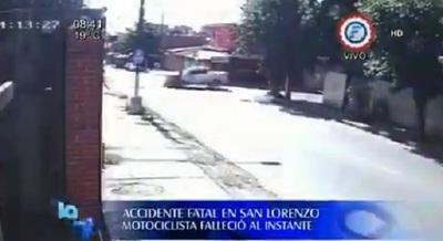 Motociclista pierde la vida tras ser atropellado por camioneta