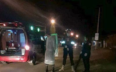 Presidente Franco: Mujer fallece al ser arrollada por un vehículo
