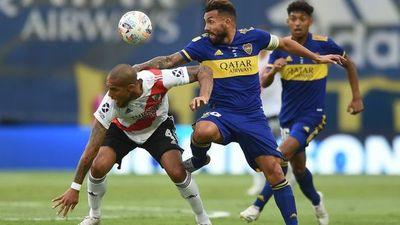 Boca Juniors recibe a un diezmado River Plate