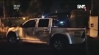 Motochorros asesinaron a un mecánico en Ciudad del Este
