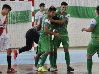 Domingo a puro gol en la Liga Premium de Futsal FIFA