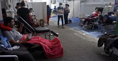 La Nación / COVID-19: Paraguay está entre los peores promedios de muertes del mundo
