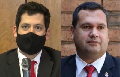 Diputados de HC reclaman al Ejecutivo promulgación de la Ley Covid gasto cero