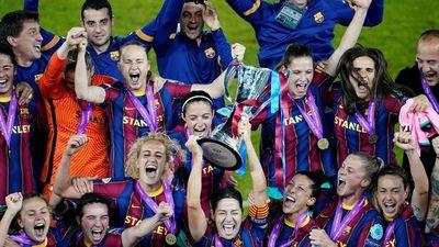Barcelona consigue su primera Champions League Femenina