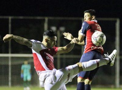 Cerro empata con equipo alternativo ante River