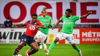 El Lille empata y queda a dos puntos del título