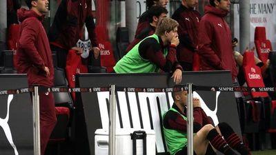 Milan se complica el camino hacia la Champions League