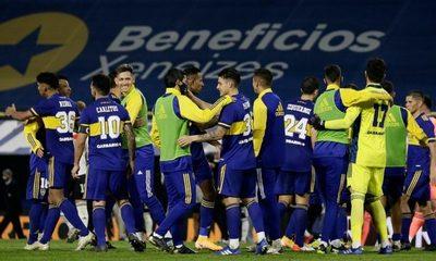 Boca Juniors corta la mala racha y elimina a River Plate en penales