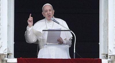El papa pide el cese de la