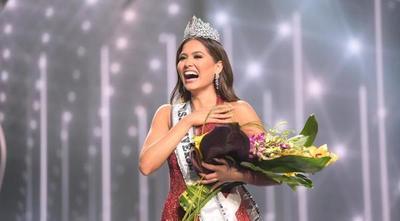 La mexicana Andrea Meza se convirtió en Miss Universo 2021 – Prensa 5