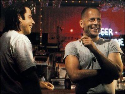 Bruce Willis y John Travolta volverán a formar equipo en 'Paradise City'
