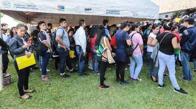 En primer trimestre, unas 551.697 personas presentaron inconvenientes de acceso al trabajo