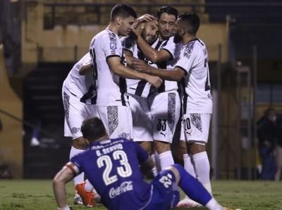 Libertad está a pasos de consagrarse campeón del Apertura