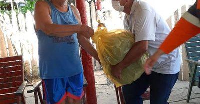 """Alberdi: Denuncian que víveres donados por la SEN fueron """"carneados"""""""
