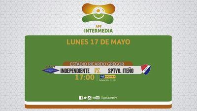 Independiente CG quiere acercarse a la punta