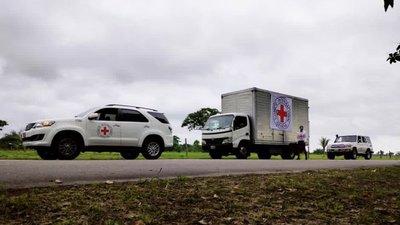 Cruz Roja pide acceso a la Franja de Gaza para realizar asistencia humanitaria
