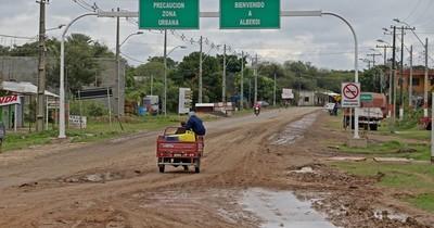 """La Nación / Pobladores de Alberdi denuncian que víveres de la SEN fueron """"carneados"""" antes de entregarse"""