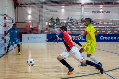 Cerro Porteño iguala sin goles en su estreno en la Libertadores de Futsal