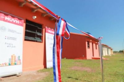Amambay: Construirán 138 viviendas a familias campesinas