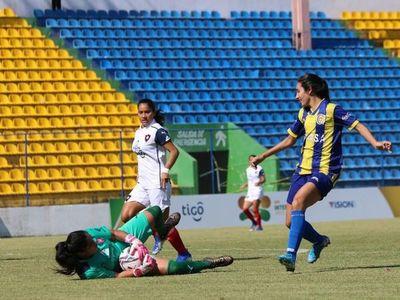 Capiatá y Cerro empataron en un partidazo de 6 goles