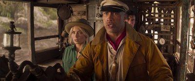 Jungle Cruise: Emily Blunt y Dwayne Johnson en la aventura épica de Disney