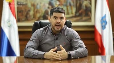 """""""No podemos reparar ningún bache, si antes la Essap no arregla las pérdidas de agua"""" manifestó Intendente de Asunción"""