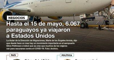 La Nación / LN PM: Las noticias más relevantes de la siesta del 17 de mayo
