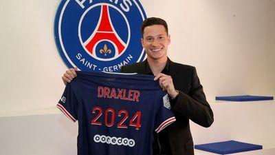 Draxler renueva con el PSG hasta 2024