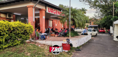 Demanda de terapia en Hospital de Lambaré sigue siendo alta